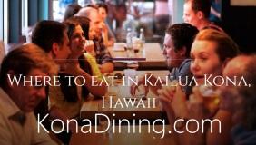 Restaurants in Kona