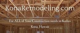 Kona Contractor