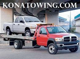 Kona Tow Truck
